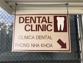Dental Clinic Front Sign